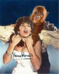 YVONNE ROMAIN The Curse of the Werewolf HAMMER HORROR Genuine Signed Autograph 10 X 8 COA 3370